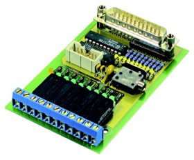 Parallel 8-channel relay board Hygrotec Rel-T1