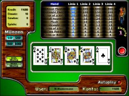 VideoPoker - Video Poker Geldspielautomat